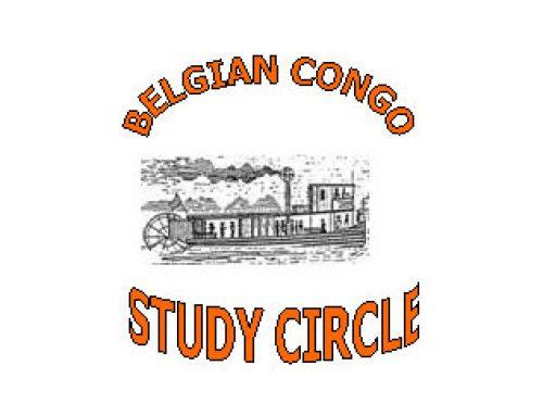 Belgian Congo Study Circle
