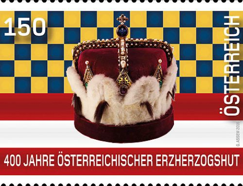 Stamps of Austria: Royal Crown Issue! (2016)