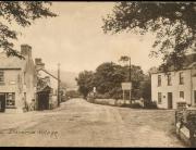 PO Llanwrda village 1933