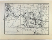 Railway Map Denver Rio Grande 1904