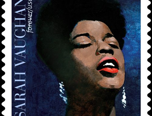 United States Stamps: Sarah Vaughan Issue (2016)