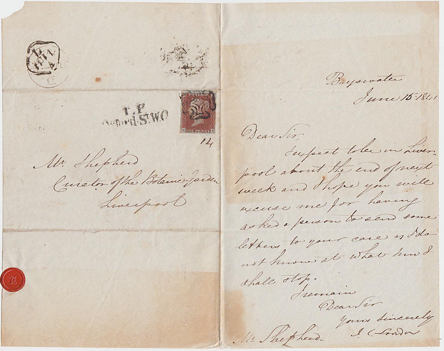 Loudon letter