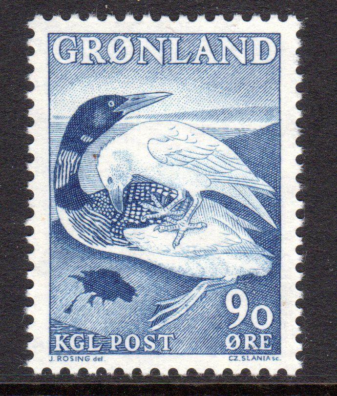 Greenland legends 1967