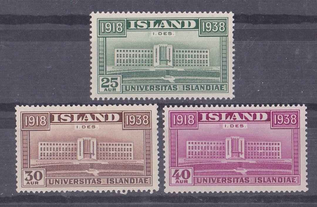 Iceland university 1938