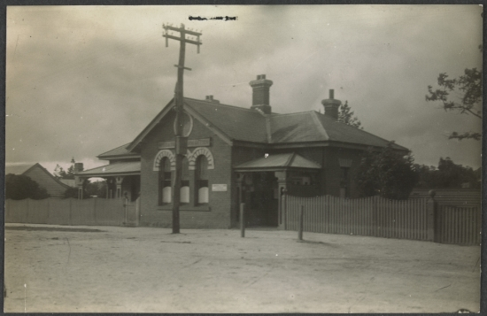 Buninyong Australia  city pictures gallery : ... Buninyong near Ballarat in Victoria, Australia, dating to about 1917