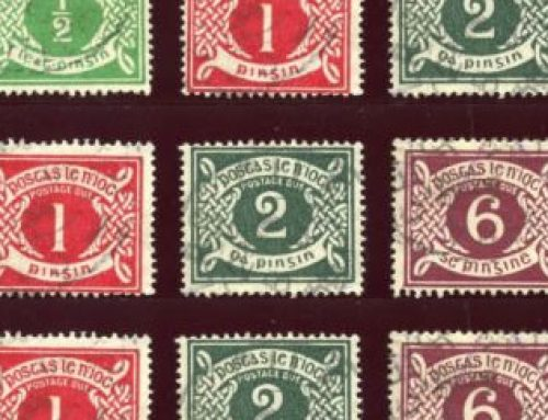Stamps of Ireland: Postage Dues First Issues (1925)