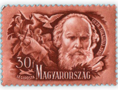 Giants of Russian Literature: Tolstoy on Stamps