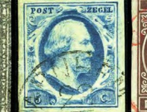 Classic First Stamps