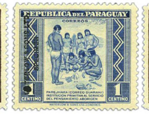 Paraguay's Philatelic Oddities (1944-1945)