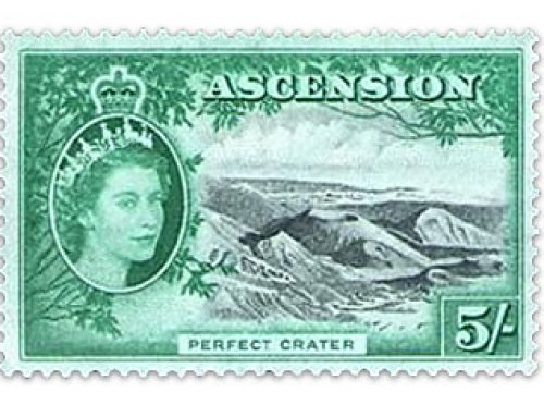 Stamps of Ascension: Pictorial Series (1956)