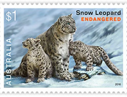 Stamps of Australia: Endangered Animals (2016)