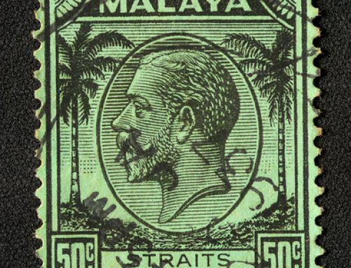Definitive Postage Stamps of Malaya