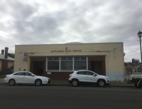 Post Offices of Tasmania: Oatlands (2017)