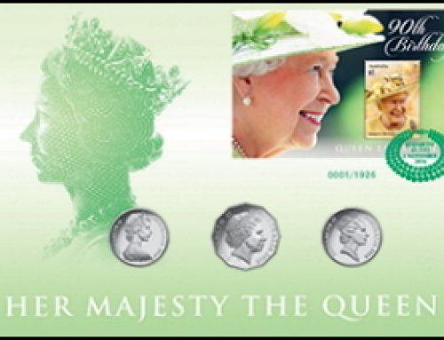 Rare Australian Decimal Stamp Variations 2