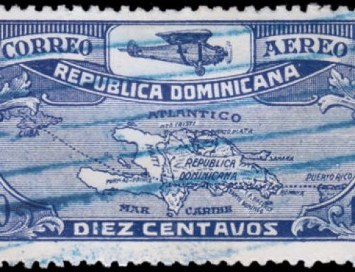 Stamps of the Dominican Republic: Air Issue (1928)