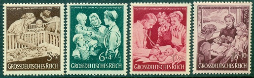 Stamps of Germany: